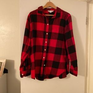 Old Navy Classic Buffalo Check Flannel